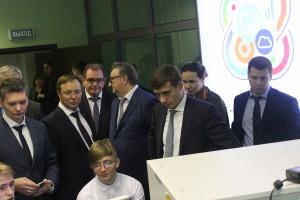 Дмитрий Микель: «Кванториум – это своеобразный профессиональный лифт для молодежи, увлеченной техникой»