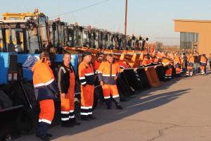 В Самаре в феврале-марте 2018 года планируют запустить в эксплуатацию снегоплавильный завод