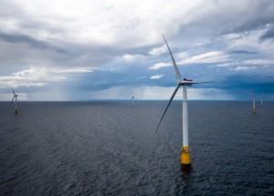 В Шотландии заработала первая в мире плавучая ветряная электростанция