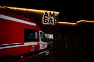 В Самаре пожар в ТЦ Амбар тушили 121 человек