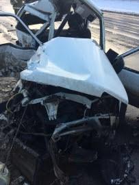 В двух авариях, произошедших сегодня утром в Похвистневском районе Самарской области, погибли три человека