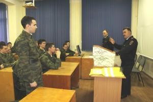 В Тольятти курсанты Института военного обучения присоединятся к народным дружинникам