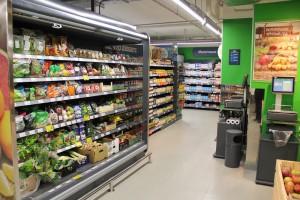В Самаре открылся 17-й по счету супермаркет «Перекресток»