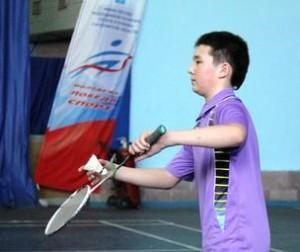Самарский бадминтонист выиграл юниорское первенство России