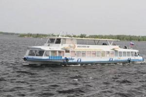 Пассажирская навигация в Самарской области подходит к концу