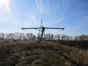 В Ставропольском районе мужчина украл части поливальной установки
