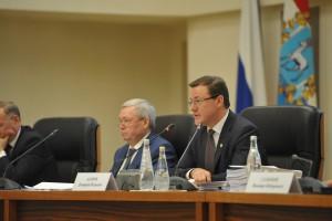 Дмитрий Азаров: «Первоочередная задача – повысить инвестиционную привлекательность региона»