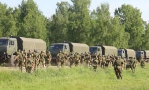 В Поволжье завершилась контрольная проверка войск с привлечением более 10 тыс. военнослужащих