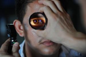 Отделение мобильной офтальмологической помощи больницы Ерошевского будет работать в Челно-Вершинах