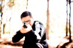 Осужден самарец, стрелявший с балкона своей квартиры  из пневматической винтовки