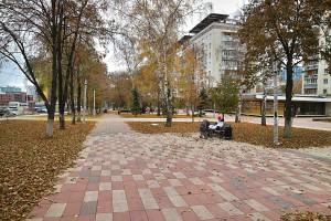 В Самаре завершается сезон дорожных работ