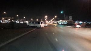 В Самаре на Южном шоссе Газель врезалась в столб, погиб водитель