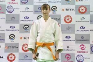 Самарские спортсменки завоевали медали первенства Европы по сумо среди юношей и девушек