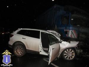 В ДТП с фурой недалеко от Сызрани погиб президент федерации каратэ Пензенской области