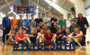 Сотрудники Госавтоинспекции Тольятти посетили спортивный комплекс «Акробат»
