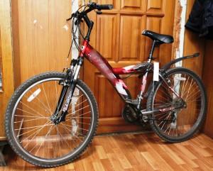 В поселке Мирный женщина украла велосипед у пенсионера для продажи