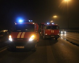 В Самаре на пересечении улиц Краснодонской и Победы столкнулись «ГАЗ» и «Приора», пострадали два человека