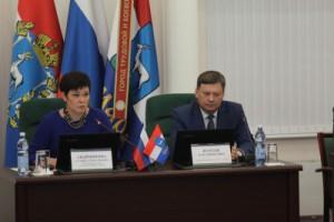 Гордума прекратила полномочия Олега Фурсова в связи с переходом в областное Правительство