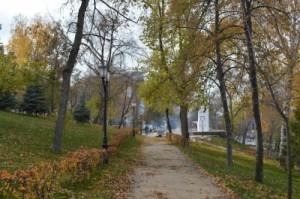 В Самаре продолжается ремонт Струковского сада и IV очереди набережной реки Волга