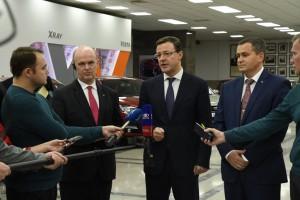 Дмитрий Азаров принял участие в конференции поставщиков автокомпонентов «АвтоВАЗа»