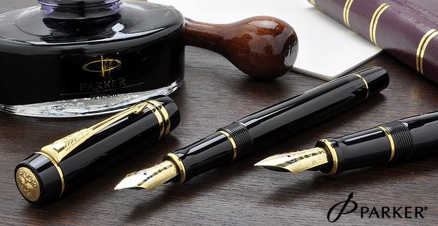 Как выбрать ручку Parker в подарок