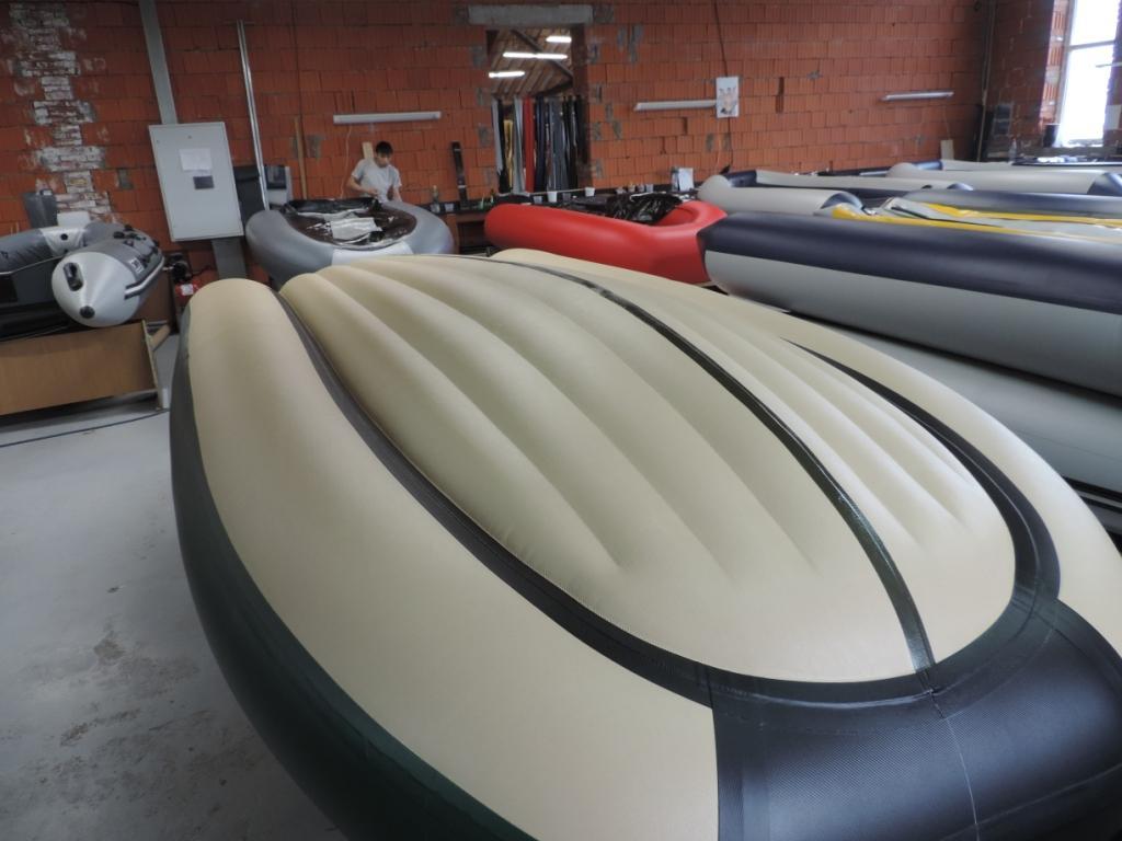 Быстрый и качественный ремонт лодок в Москве и МО