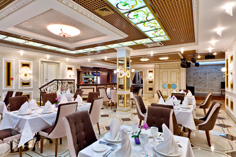Ресторан для проведения торжеств и просто приятного времяпровождения
