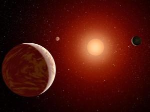 Открыта планета, существование которой противоречит законам Вселенной