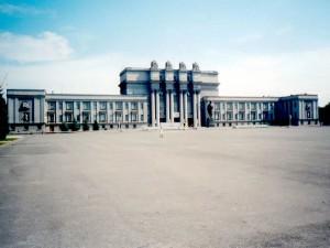 На площади Куйбышева в Самаре работы выполнены почти на 100%