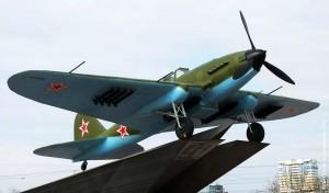 В Самаре 6 ноября состоится официальное открытие памятника «Ил-2»