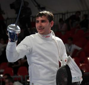 Самарский шпажист завоевал серебро этапа Кубка мира