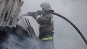 В Самаре в исправительной колонии произошел крупный пожар