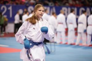 Юные тольяттинские каратисты выступили на чемпионате мира