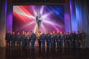 Участникам ликвидации пожара на ПАО «КукйбышевАзот»  вручены ведомственные награды