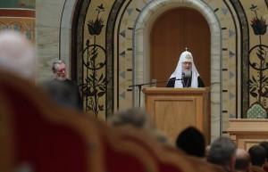 Дмитрий Азаров принял участие во Всемирном Русском народном соборе