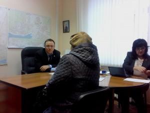 В рамках приёма граждан в Думе г.о. Тольятти обсуждались пути решения проблем 12 и 16 кварталов