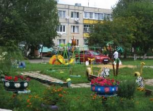 В г.о. Отрадный и м.р.Кинель-Черкасский прошли приемки дворов, благоустроенных по проекту «Формирование комфортной городской среды»