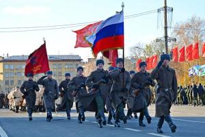 На площади Куйбышева в Самаре пройдет репетиция Парада Памяти