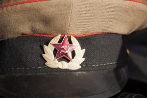 Военные провели в Самаре первую репетицию Парада Памяти в экипировке Красной Армии