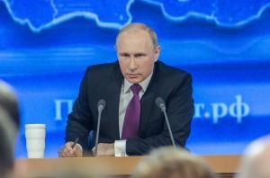 Путин ответил на реплику экс-главы Самарской области Меркушкина