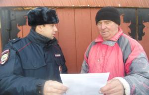 Участковые Приволжского района провели акцию «Осторожно, телефонные мошенники!»