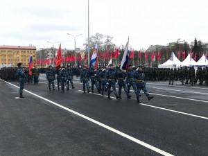 В Самаре прошла генеральная репетиция Парада Памяти