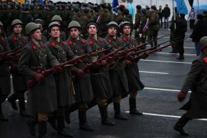 Генеральная репетиция Парада Памяти состоялась в Самаре: ФОТО