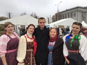 День народного единства самарские активисты ОНФ отмечали на разных культурных, молодежных и спортивных площадках