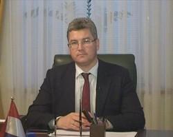 Виктор Кудряшов назначен временно исполняющим обязанности первого заместителя председателя Правительства Самарской области