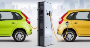 В Самаре заработали первые зарядные станции для электромобилей