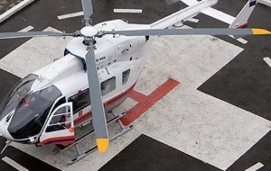 Рядом со стадионом «Самара Арена» появится вертолетный центр