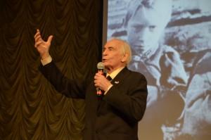 Народный артист СССР Василий Лановой посетил Самарский юридический институт