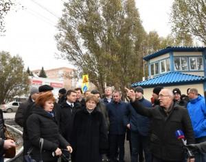 Депутаты Самарской губдумы посетили в Самаре ряд объектов к ЧМ-2018