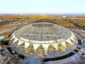 ПСО «Казань» могут подставить на 2 млрд рублей на стройке «Самара Арены»?
